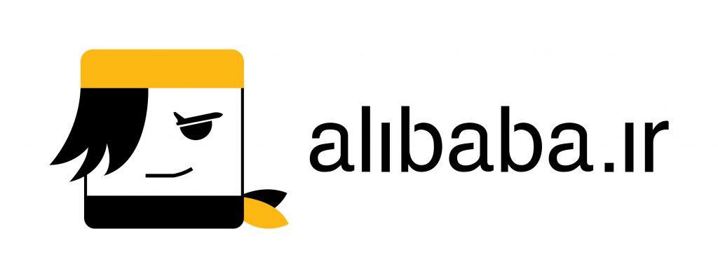لوگوی علیبابا
